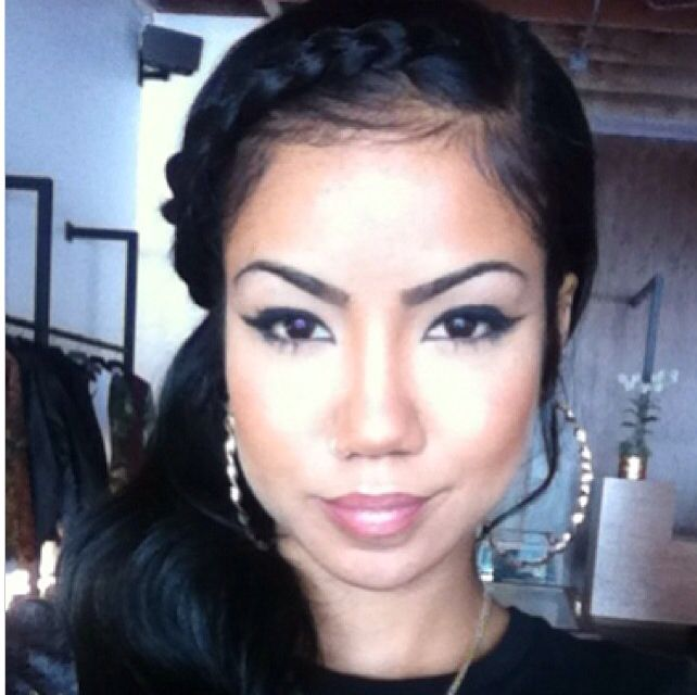 Jhene Aiko A Collection Of Other Ideas To Try Baddies Big Sean