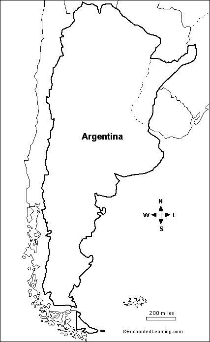 25+ best ideas about Argentina Map on Pinterest