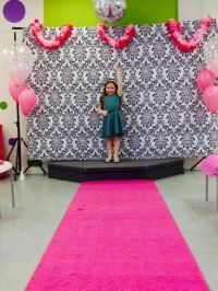 17 Best images about Pink Carpet fashion runway! Birthday ...