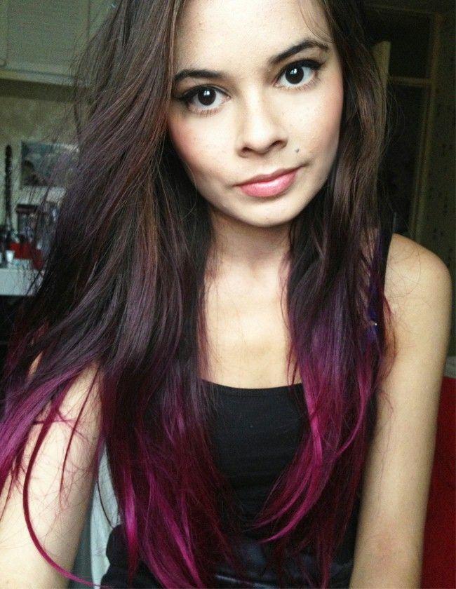 The 25 Best Dip Dye Hair Ideas On Pinterest Pink Dip Dye Dip
