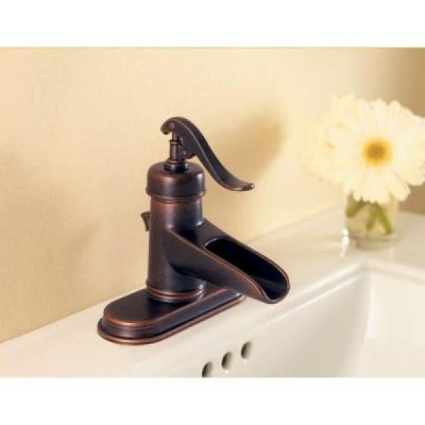kitchen sink drain assembly tile floor designs bring a bit of vintage decor to your bath with the ...