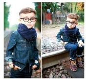 hipster toddler and toddlers