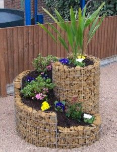 31 Best Images About Gabion Wall Ideas On Pinterest Gardens