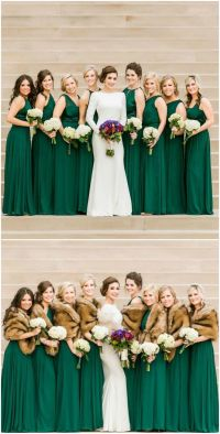 Best 25+ Green bridesmaids ideas on Pinterest | Green ...