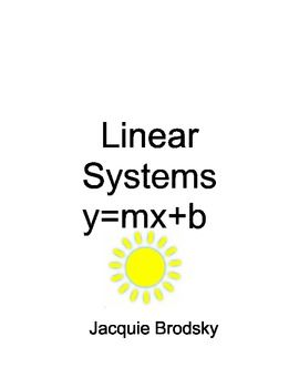 1000+ images about Math linear equations on Pinterest