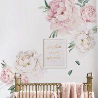 25+ best ideas about Flower wall decals on Pinterest