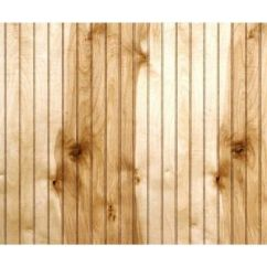 Lightweight Kitchen Cabinets Cupboard Protectors 32 Sq. Ft. Birch Beadboard Paneling-352609 - The Home ...