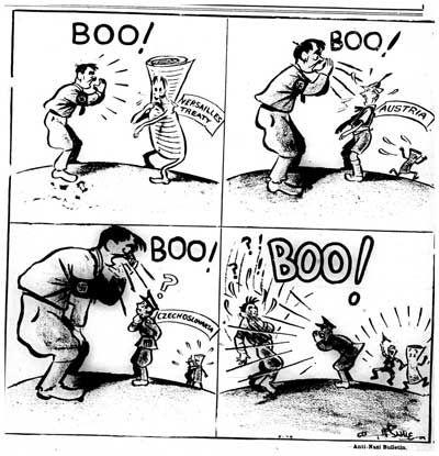 22 best images about 1930s Political Cartoons