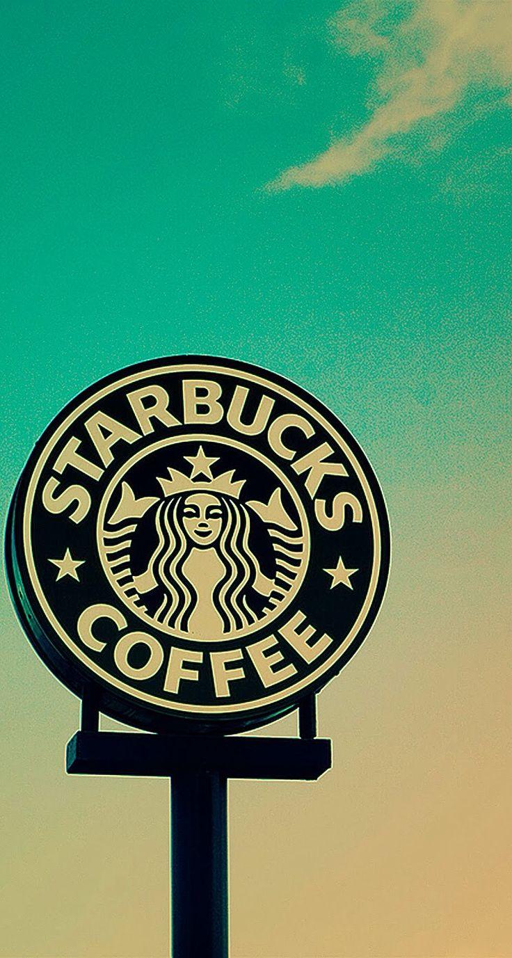 Cocoppa Wallpaper Girl Starbucks Banner Tap To See More Starbucks Iphone