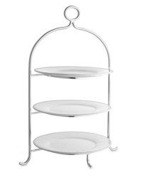 Plate stands, Plates and Silver plate on Pinterest