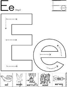 25+ best ideas about Letter E Activities on Pinterest