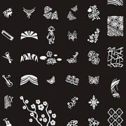 nail art stencils