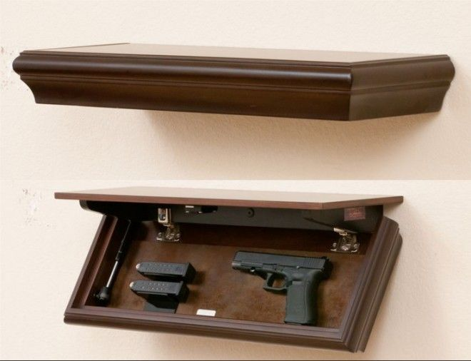 Hiding In Plain Sight Furniture To Hide Your Guns My