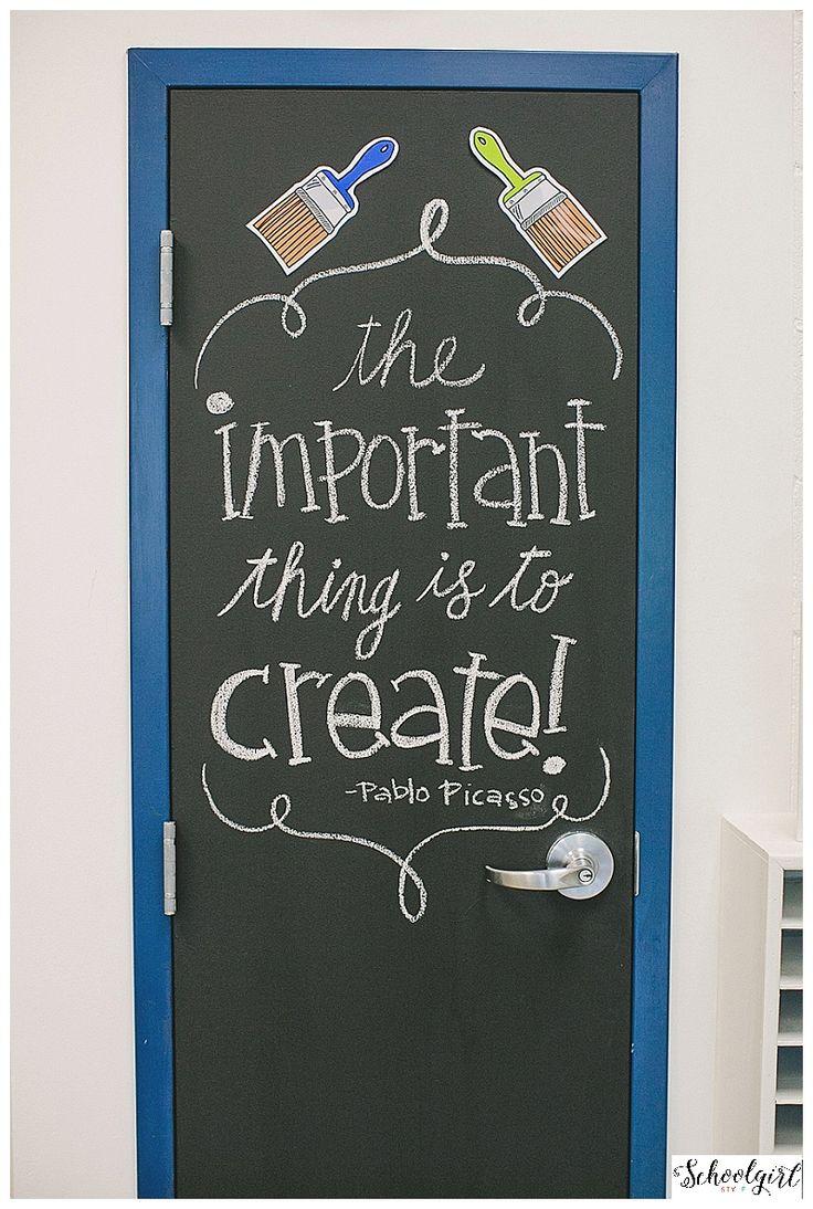 Best 20+ Art Classroom Door ideas on Pinterest
