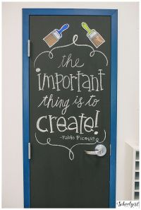 Best 20+ Art Classroom Door ideas on Pinterest