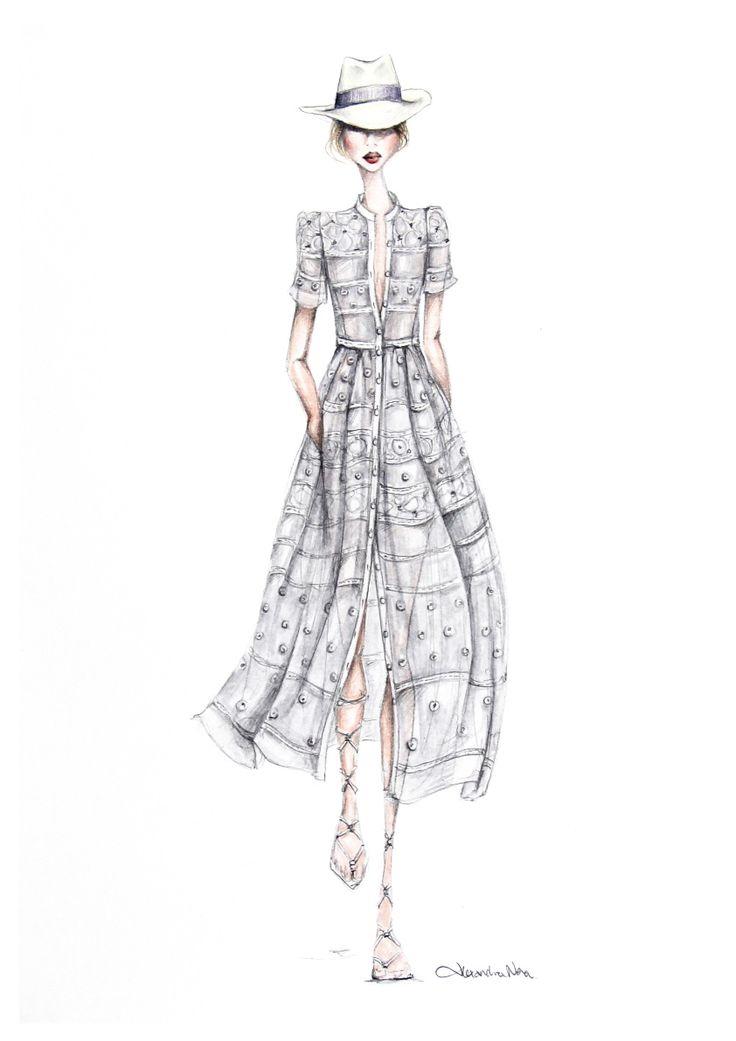 1785 best images about Fashion Illustration on Pinterest