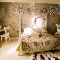 Forest themed bedroom | Room ideas | Pinterest | Forests ...