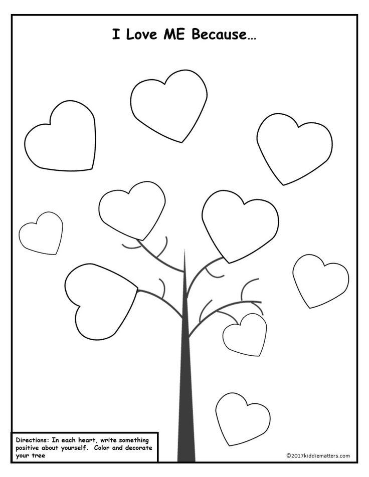 1000+ ideas about Self Esteem Worksheets on Pinterest