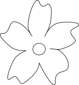 102 best 3-D flower petal patterns images on Pinterest