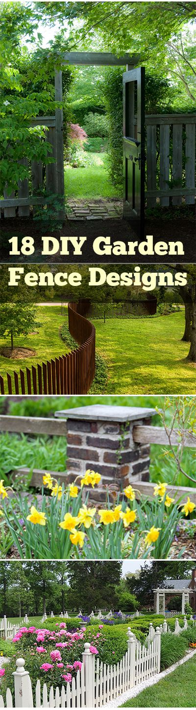 25 Best Ideas About Types Of Fences On Pinterest Yard Fencing