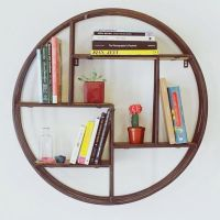 9 best images about round wall shelves on Pinterest