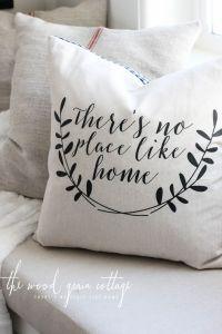 25+ Best Ideas about Handmade Pillows on Pinterest | Plant ...