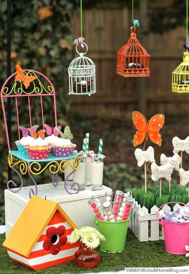 25 Best Ideas About Kids Garden Parties On Pinterest Spring