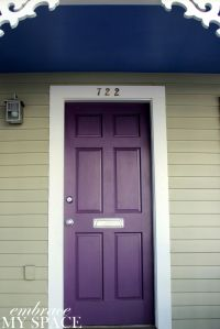 20+ best ideas about Purple Door on Pinterest   Purple ...