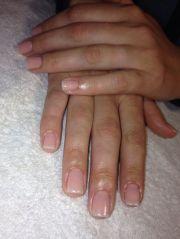 gel overlay nails ideas