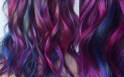 1000 ideas galaxy hair