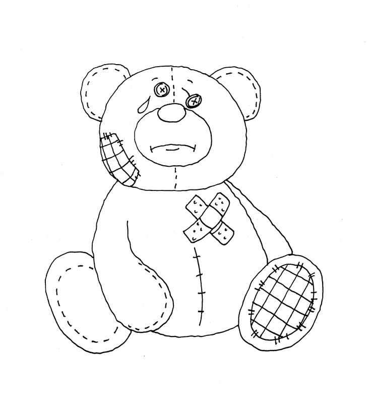 Free Coloring Pages Of Crutches