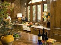 Old-English style kitchen. Beautiful! | Home Design ...