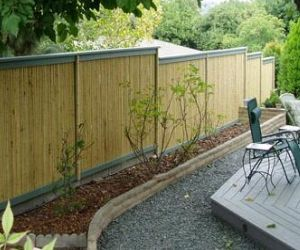 31 Best Images About Fence Ideas On Pinterest Diy Fence Red