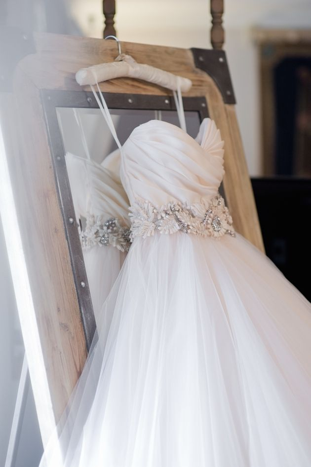 A Gorgeous Fairytale Wedding With a Princess Dress to Match – Bridal Musings Wedding Blog