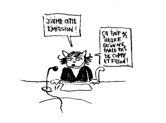 Nadia Khiari (Willis from Tunis) pour cartooning for peace