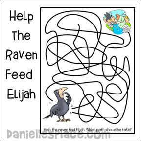 57 best images about Elijah Bible Craft for Children's