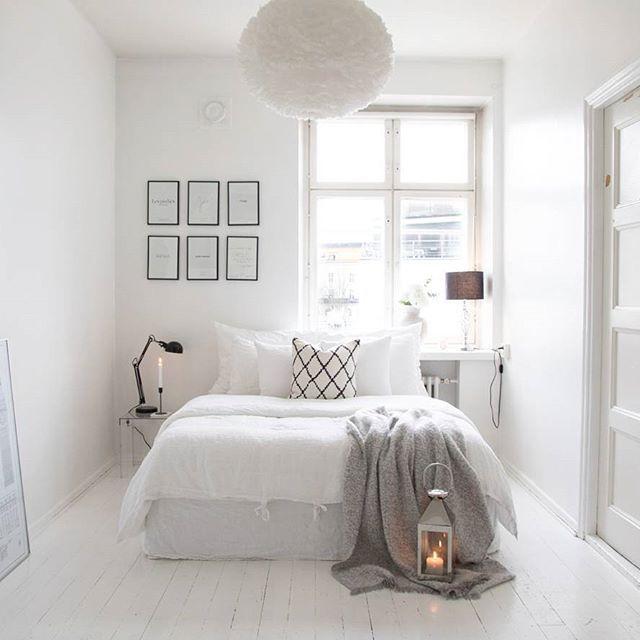 25 best ideas about White bedroom decor on Pinterest