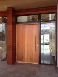 8 best images about Modern Wood Front Doors on Pinterest ...