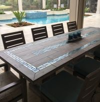 25+ best ideas about Mosaic tables on Pinterest | Mosaic ...