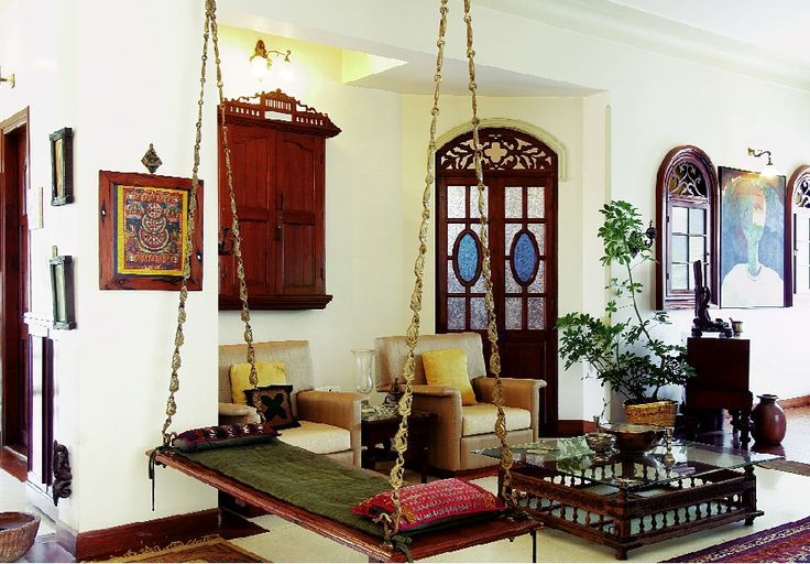 Oonjal Wooden Swings In South Indian Homes Beautiful Color