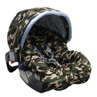 camo car seat cover perfect for a military baby boy ...