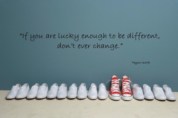 Image result for famous quote about sneakers