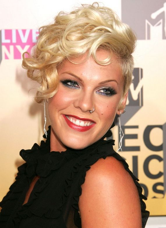 25 Best Ideas About Singer Pink Hairstyles On Pinterest Pink