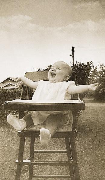 Pure joy - Precious Child