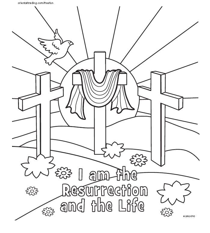 17 Best images about Sunday school coloring sheets on