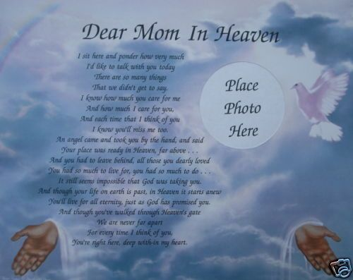 Happy Mothers Day Deseaced Quotes From Daughter Birthday Wishes For Deceased Mother Deceased