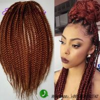 77 best images about box braids hair on Pinterest