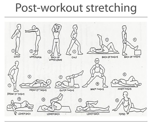 Best 25+ Post workout stretches ideas on Pinterest
