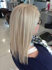beautiful cool blond. melissa