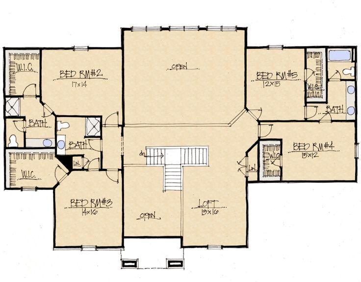 Schumacher Homes (Ridgewood Second Floor)